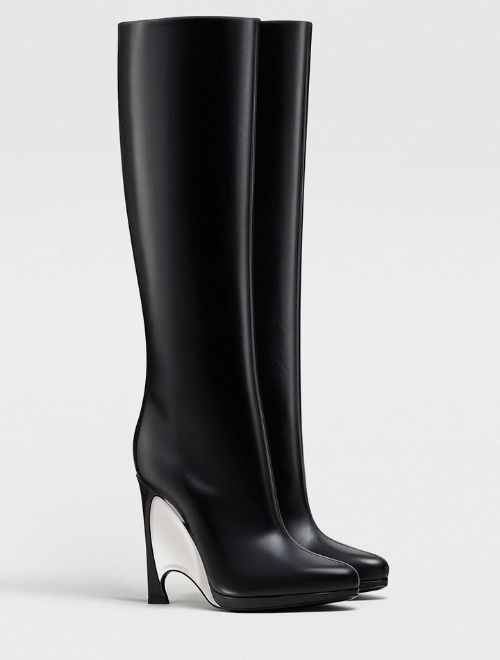 Picture of Casual Knee Boots