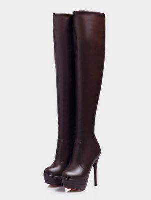 Picture of Designer Knee Boots