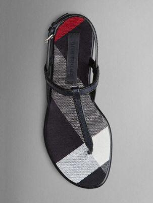 Picture of Designer Flat Sandals