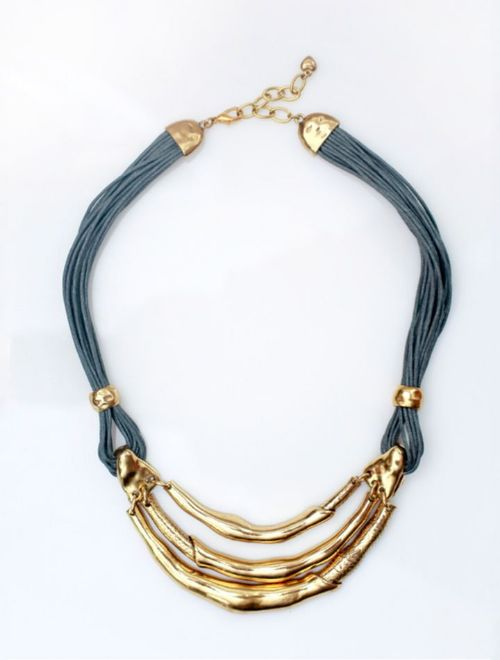 Picture of Vintage Gold Necklace