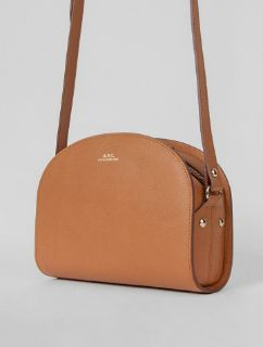 Picture of Casual Half Moon Bag - Brown